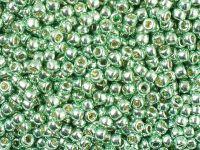 TOHO Round 8o-PF570 Permanent Finish - Galvanized Mint Green - 10 g