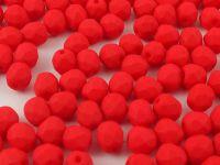 FP 4mm Neon Red - 40 sztuk
