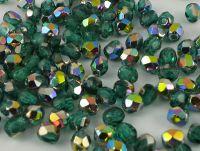 FP 3mm Vitral - Emerald - 40 sztuk