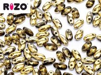 RIZO Beads Black Diamond Amber - 10 g