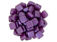 Tile 6mm Pastel Purple - 20 sztuk