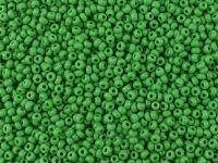 PRECIOSA Rocaille 10o-Opaque Green - 50 g