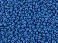 PRECIOSA Rocaille 8o-Opaque Dark Blue  - 50 g