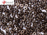 O bead Dark Bronze - 5 g