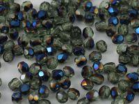 FP 3mm Blue Iris - Peridot - 40 sztuk