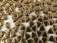 Triangle 6mm Gold Bronze - 5 g