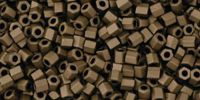 TOHO Hex 11o-702 Matte-Color Dark Copper - 10 g