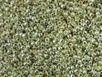 TOHO Round 15o-PF558 Permanent Finish - Galvanized Aluminium - 50 g