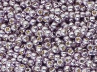 TOHO Round 8o-PF554 Permanent Finish - Galvanized Lilac - 10 g
