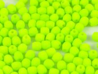 FP 3mm Neon Chartreuse Green - 40 sztuk