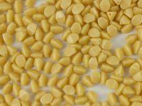Pinch Beads Opaque Lt Beige 5x3 mm - 5 g