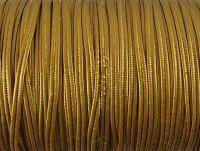 Sutasz rayon Antique Gold metalizowany 2.5 mm - 1 m