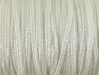 Sutasz rayon Iris metalizowany strukturalny 2.5 mm - 1 m