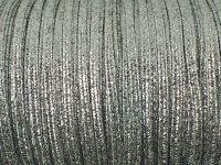 Sutasz rayon Silver metalizowany strukturalny 2.5 mm - 1 m