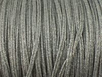 Sutasz rayon Antique Silver metalizowany strukturalny 2.5 mm - 1 m