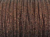 Sutasz rayon Bronze metalizowany strukturalny 2.5 mm - 1 m