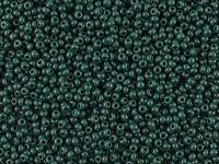 PRECIOSA Rocaille 11o-Opaque Dk Green - 50 g