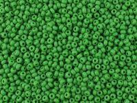 PRECIOSA Rocaille 7o-Opaque  Green - 50 g