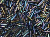 TOHO Bugle 3-86 Metallic Rainbow Iris - 10 g