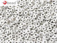 O bead Silver - 50 g