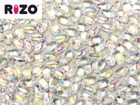 RIZO Beads Crystal AB - 100 g