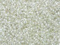 TOHO Round 11o-21 Silver-Lined Crystal - 250 g