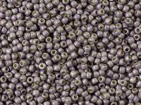 TOHO Round 11o-PF554F Permanent Finish - Matte Galvanized Lilac - 10 g