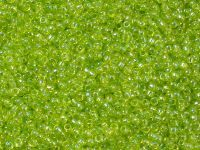 TOHO Round 15o-164 Trans-Rainbow Lime Green - 5 g