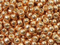 TOHO Round 6o-551 Galvanized Rose Gold - 10 g