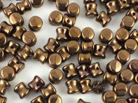 Pellet 4x6mm Dark Bronze - 20 sztuk