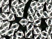 Silky Beads 6mm Crystal - 20 sztuk