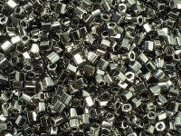 TOHO Hex 8o-711 Nickel - 10 g