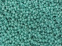 TOHO Round 11o-132 Opaque-Lustered Turquoise - 100 g