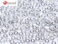 O bead Silver 1/2  - 50 g