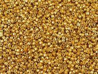 Miyuki Delica DB1832 Duracoat Galvanized Gold - 5 g