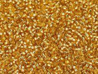Miyuki Delica DB0042 Silver Lined Gold - 5 g