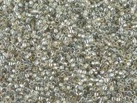 Miyuki Delica DB0114 Transp. Gold Luster Grey - 5 g