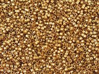 Miyuki Delica DB0115 Transp. Lt. Topaz Gold Luster - 5 g