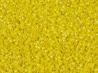 Miyuki Delica DB0160 Opaque Yellow AB - 5 g