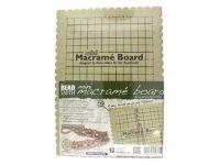 Mini Macrame Board BeadSmith - 1 sztuka