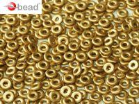 O bead Matte Metallic Flax - 5 g