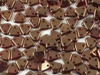 Triangle 6mm Silversheen - Ruby - 5 g