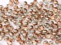 Round Beads Apollo Gold 6 mm - 20 sztuk