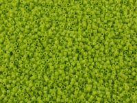Miyuki Delica DB0733 Opaque Lime - 5 g