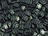 QuadraTile 6mm Metallic Suede Dark Green - 5 g