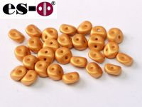 es-O Satin Metallic Gold 5mm - 5 g