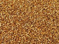 Miyuki Delica DB0410 Galvanized Yellow Gold - 5 g