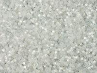 Miyuki Delica DB0670 Crystal Silk Satin AB - 5 g