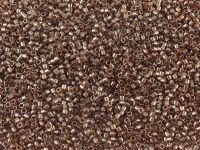 Miyuki Delica DB0715 Transp. Dark Brown - 5 g