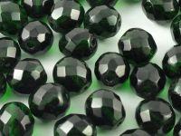 FP 10mm Green Emerald - 6 sztuk